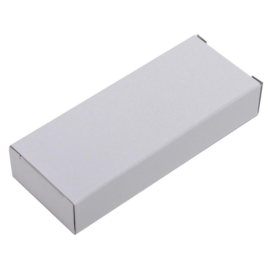 Коробка под USB flash-карту, 8х3,5х1,5см, картон, шелкография