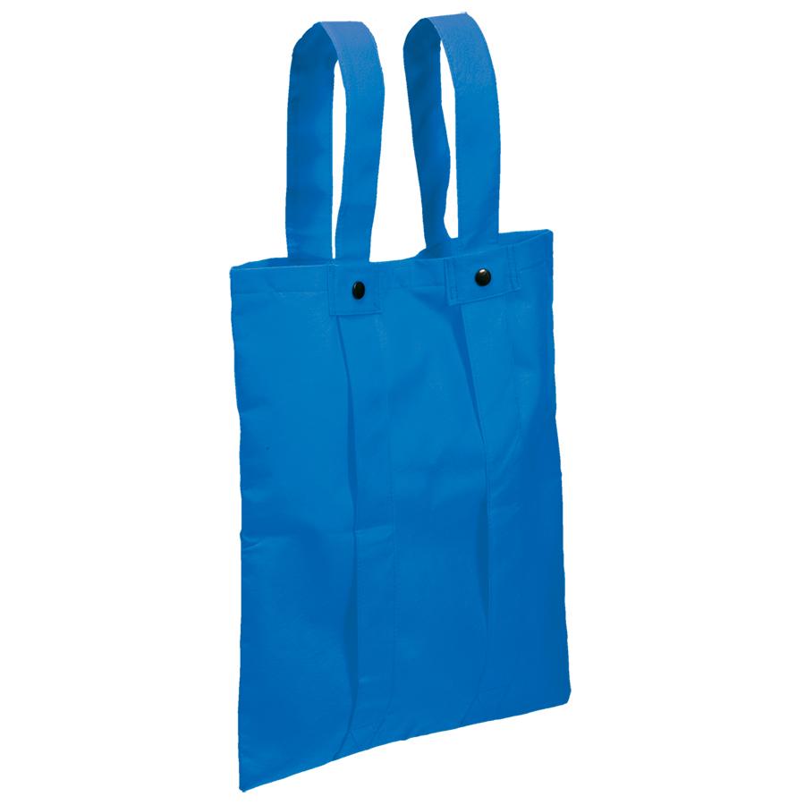 Сумка-рюкзак «Slider»; синий; 36,7*40,8 см; материал нетканый 80г/м2