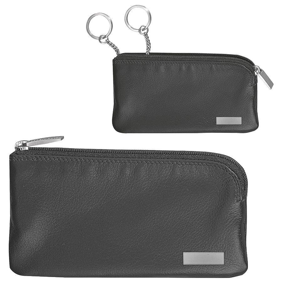 Футляр для ключей «Таранто», 16 x 1 x 8,5 см, кожа, тиснение, шильд