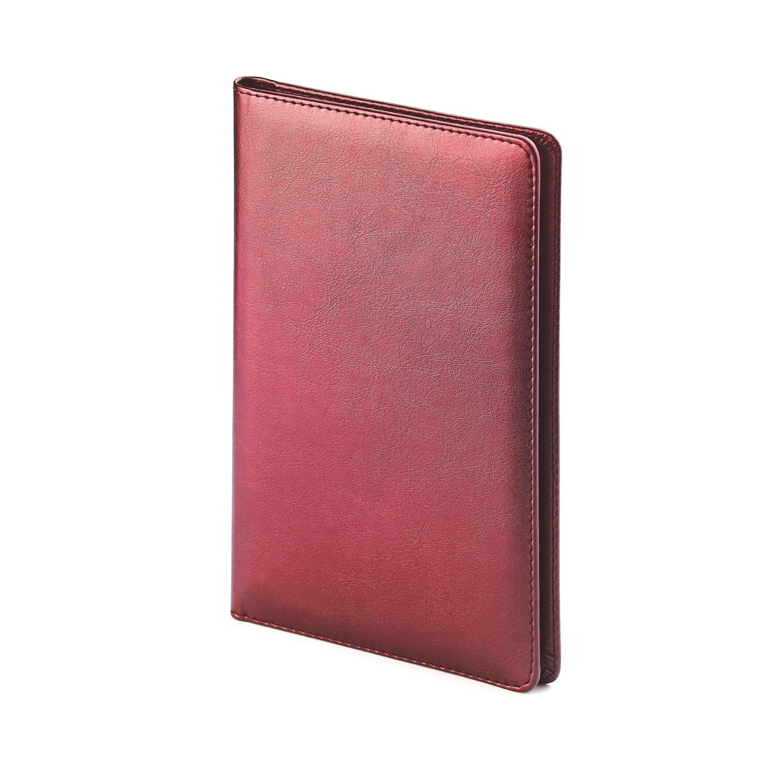 Фотография товара Визитница Leader, бордовый, 72 визитки