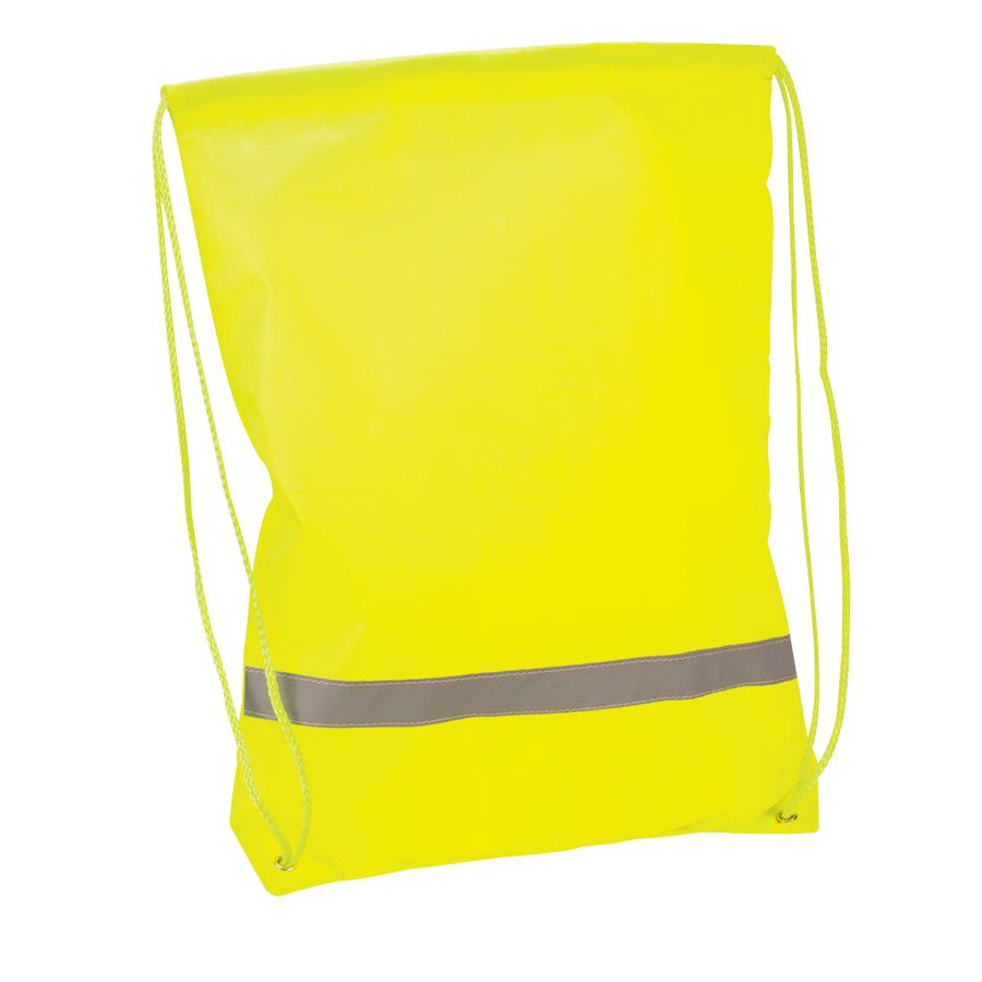 """Рюкзак светоотражающий  """"SAFETY"""";   35×40 см;  полиэстер 210г/м2"""