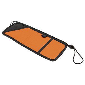 "Органайзер дорожный ""Trip""; оранжевый; 30х12,5х0,3 см; Полиэстер; шелкография"