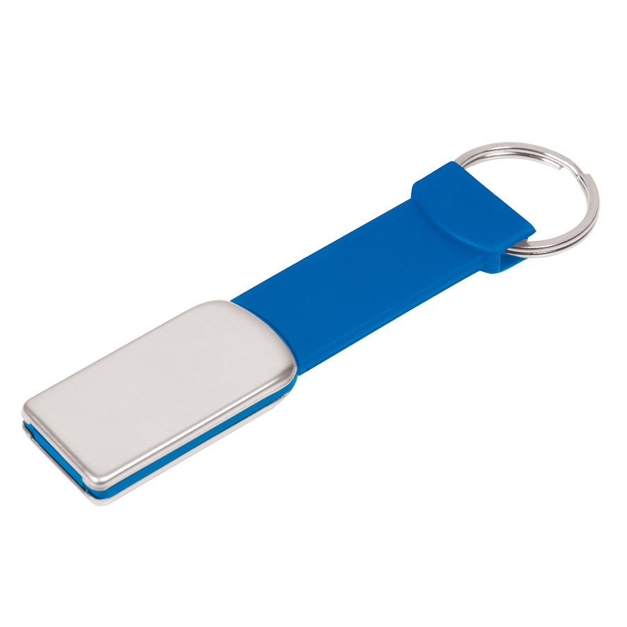 Фотография товара USB flash-карта «Flexi» (8Гб), синий, 8,5х2х0,5 см, металл, пластик