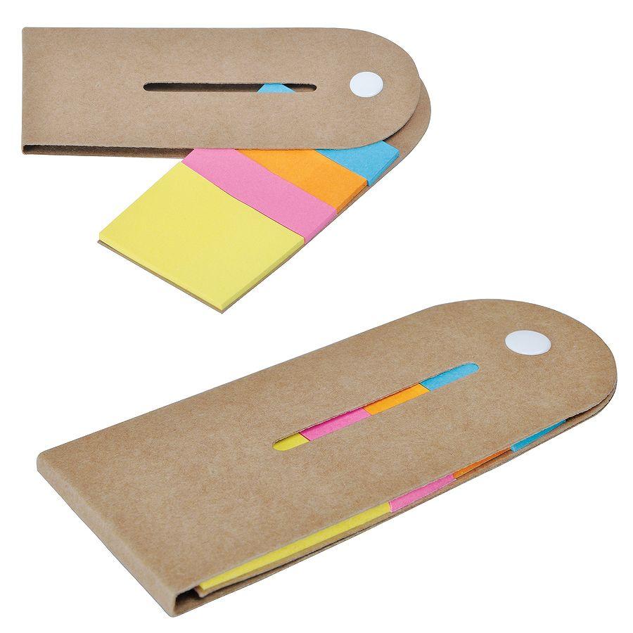 Набор стикеров  «NOTE»;  11.5×5 см; картон, тампопечать