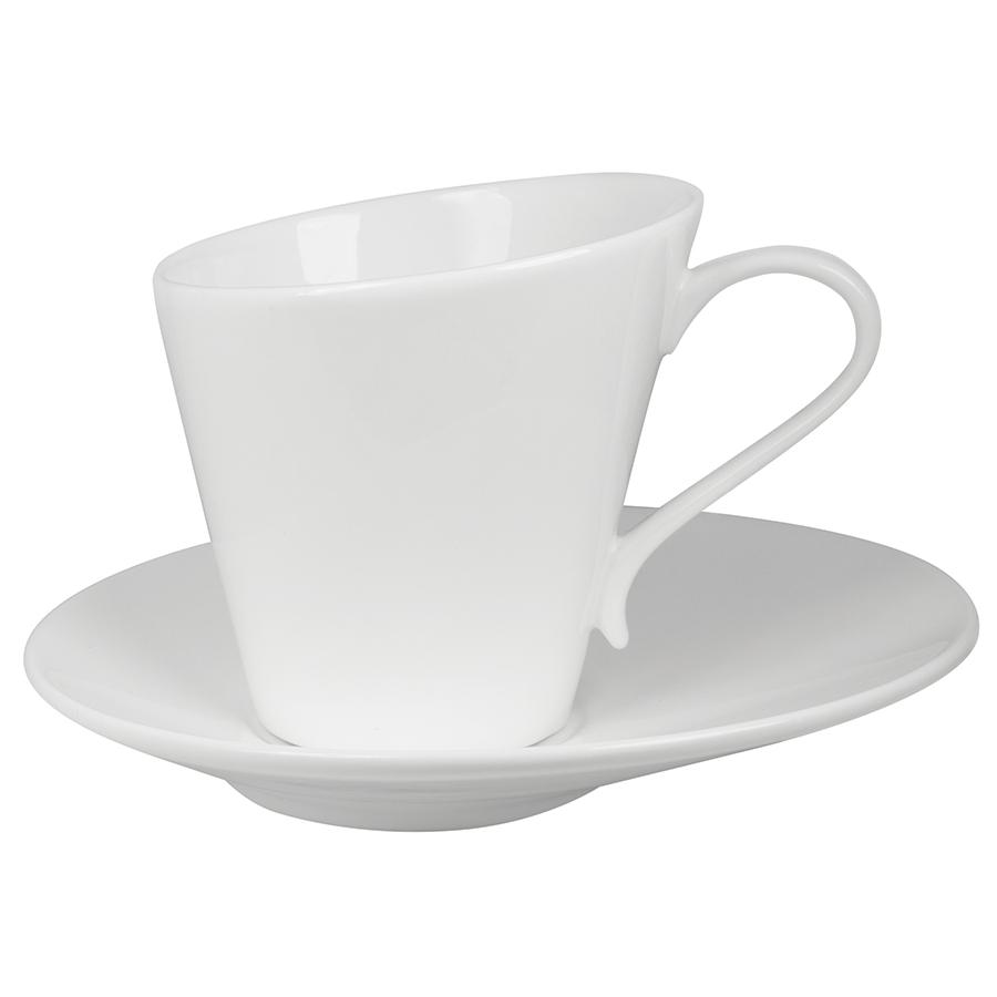 Чайная пара «Восторг» в подарочной упаковке,15х15х9,5см,180мл,фарфор
