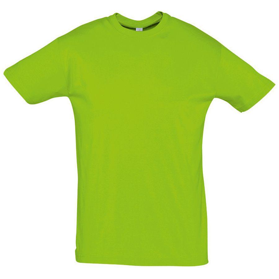"Футболка ""Regent"" зеленое яблоко_XL, 100% х/б, 150г/м2"