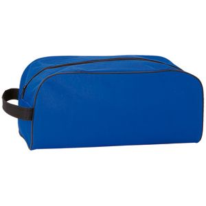 Сумка для обуви «Vega»; синий; 34х16х15 см; полиэстер 600D; шелкография