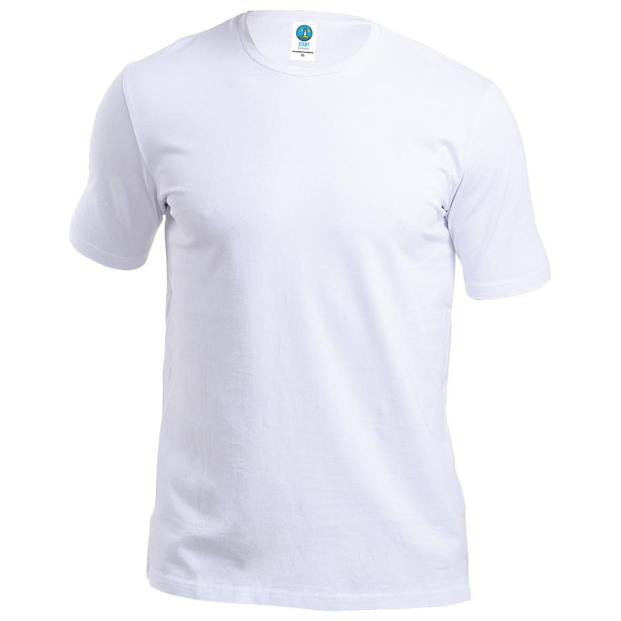 Футболка мужская  «Ритейл» белый_M, 160 гм2, 92% хлопок 8% лайкра