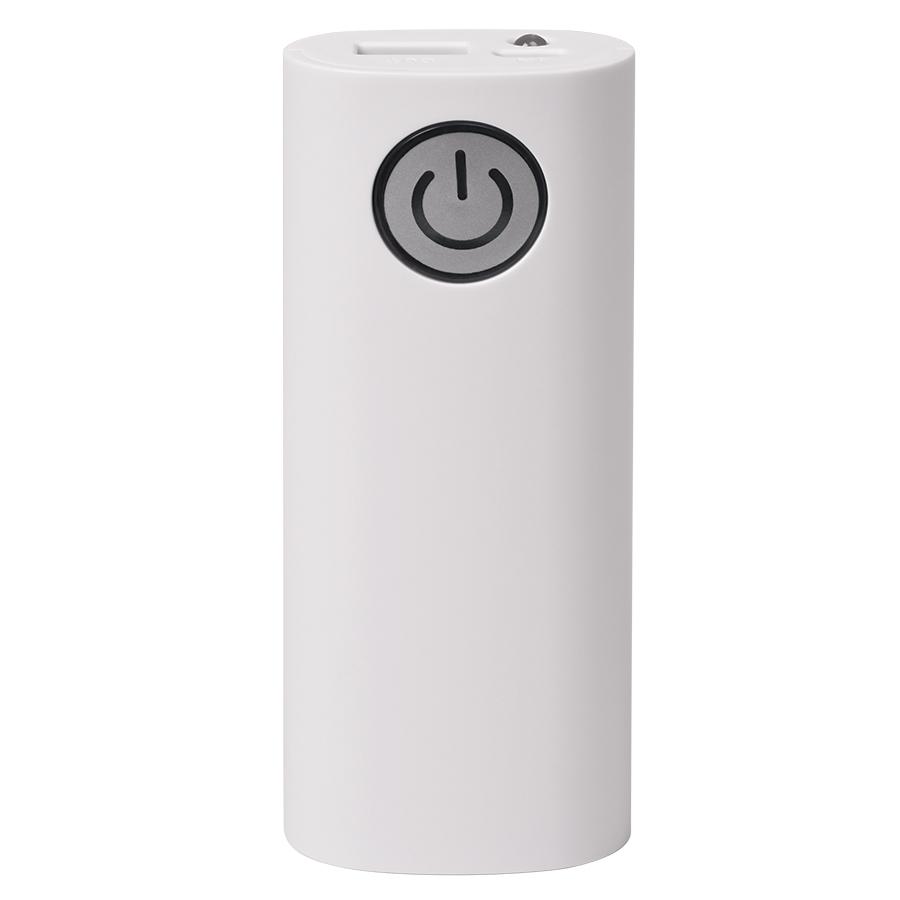 Универсальное зарядное устройство «Phil» (5200mAh), 10,5х2,5х4,3 см,пластик