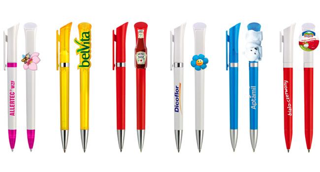 Нанесение логотипа на ручку Galaxy Clip4you