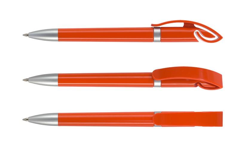 Нанесение логотипа на ручку Cobra Классик + Сатин