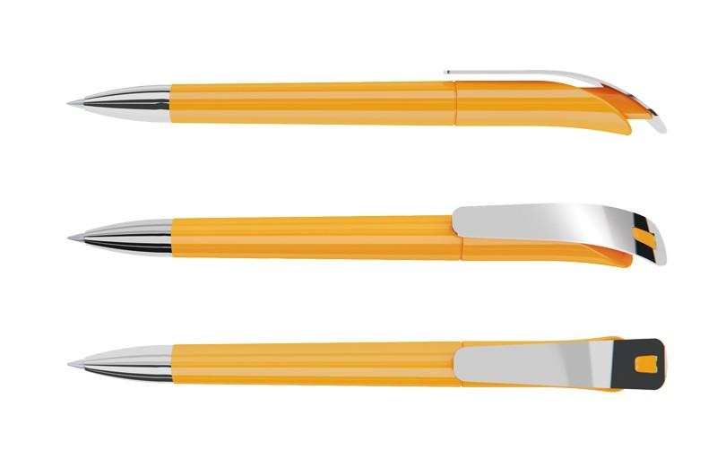 Нанесение логотипа на ручку Focus + Металл Клип