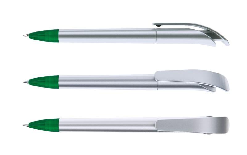 Нанесение логотипа на ручку Focus Сатин