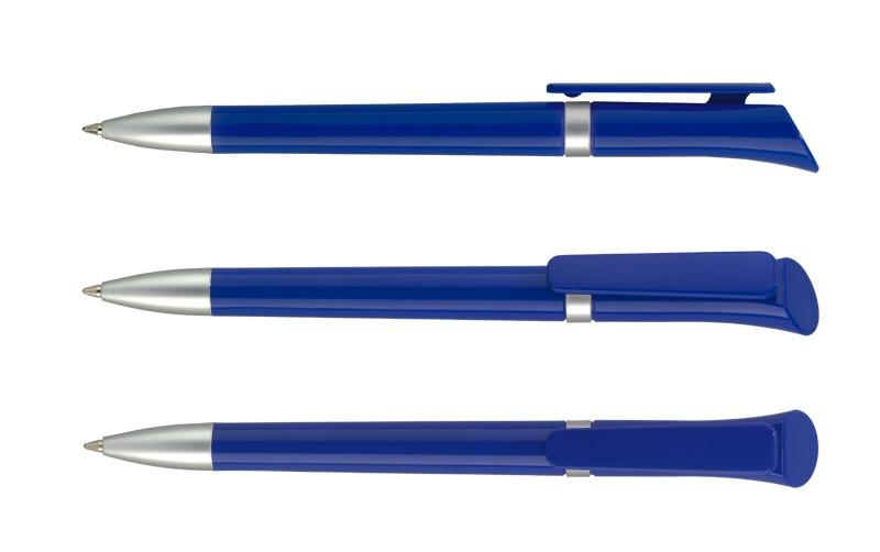 Нанесение логотипа на ручку Galaxy Классик + Сатин