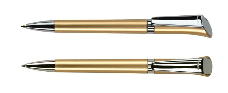 Нанесение логотипа на ручку Galaxy Сатин + Металл Клип