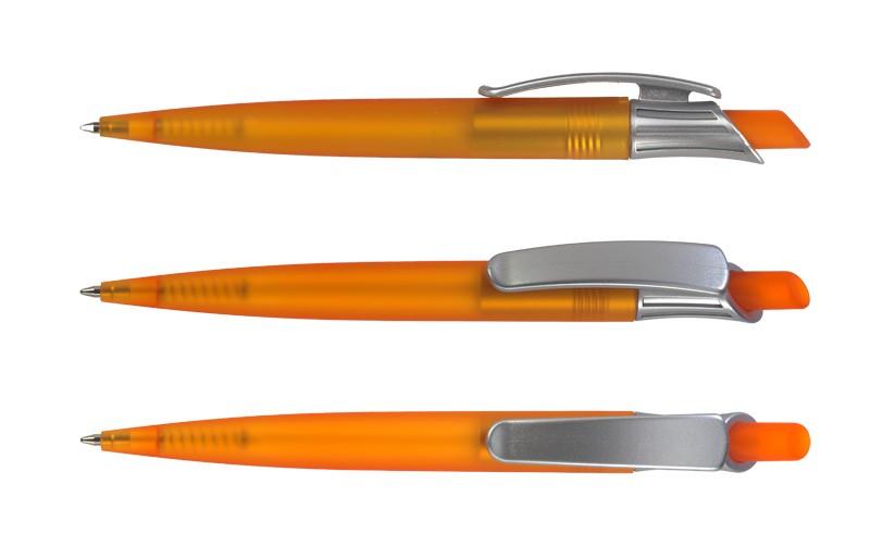 Нанесение логотипа на ручку Gladiator Softtouch