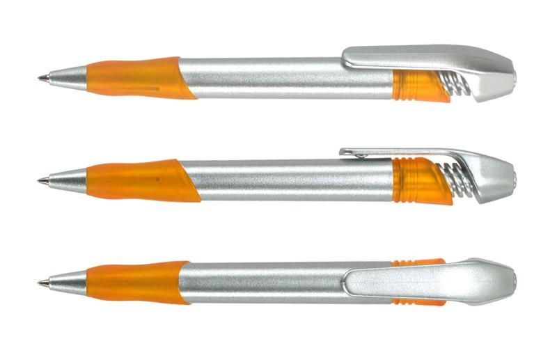 Нанесение логотипа на ручку Nemo Сатин
