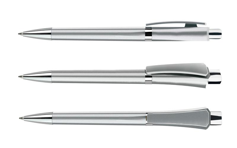 Нанесение логотипа на ручку Optimus Satin