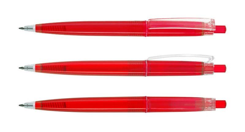 Нанесение логотипа на ручку Primo Прозрачный