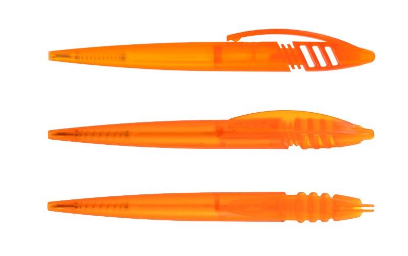 Нанесение логотипа на ручку Shark Прозрачный