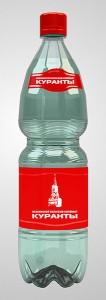 Этикетка на воду 1,5л